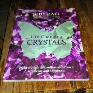 Judy Hall Crystal Informative Book